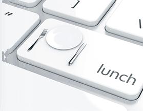imagen de lunch