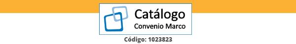 Estamos en convenio marco cod:1023823