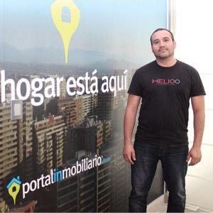 Jaime Rivera Latín, Portal inmobiliario