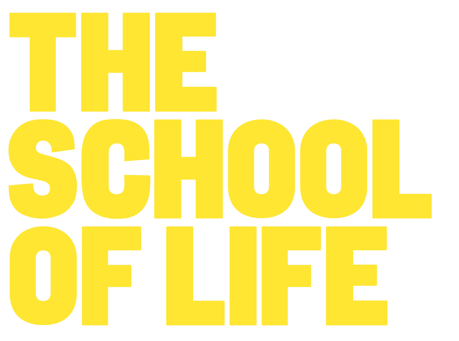 The School of Life - by INTI