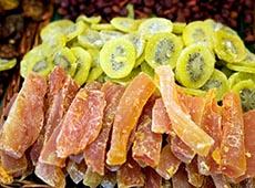 Curso Online Como Produzir Frutas Cristalizadas