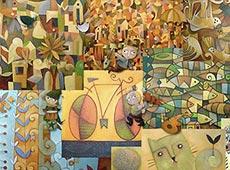 Curso Online Pintura em Acrílica