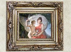 Curso Online Pintura Decorativa em Molduras e Fabricação de Telas e Painéis