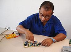 Curso Online  Eletrônica Aplicada à Informática - Módulo Manutenção