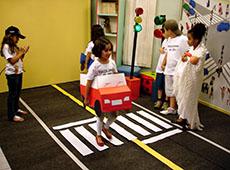 Curso Online Trânsito na Educação Infantil e Fundamental I