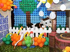 Curso Online Montagem e Decoração de Festas Infantis