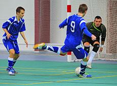 Curso Online Futsal - Treinamento Avançado de Goleiro
