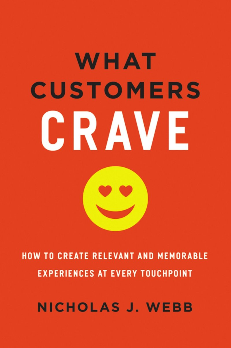 livro what customers crave