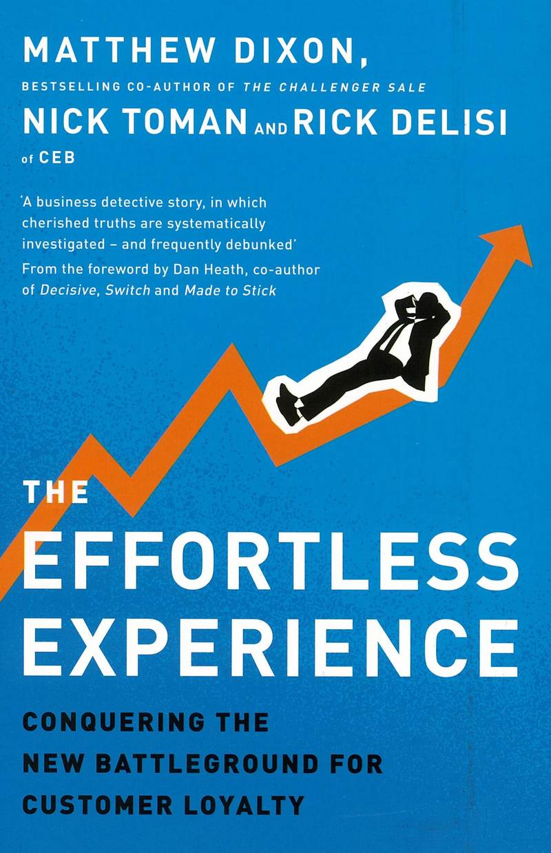 livro the effortless experience
