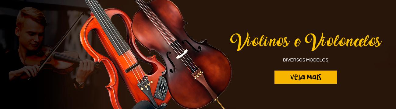 Banner-violinos