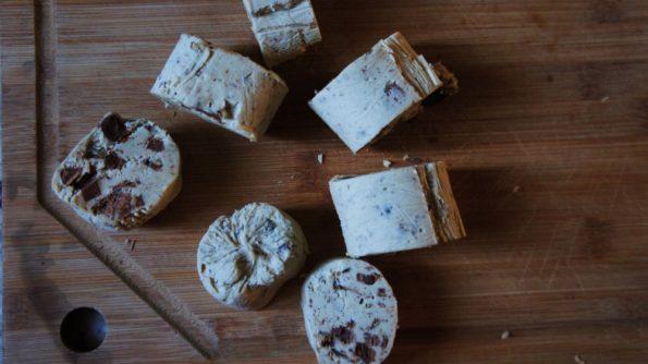 Rodelas de Cookie Congelado