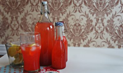Receita de Pink Lemonade