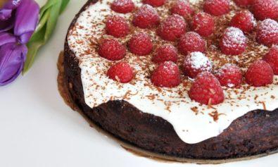 Receita de Bolo de Chocolate sem Glúten