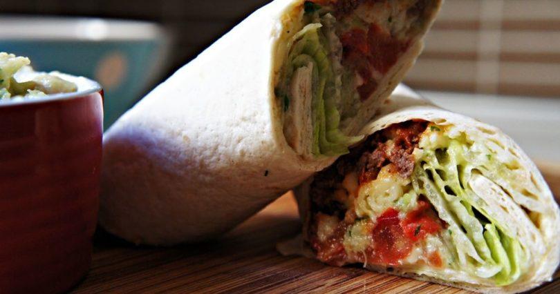 Recheio para Tortillas - Tacos/Burritos