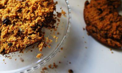 O Bolo de Cenoura Sem Glutén que não Deu Certo