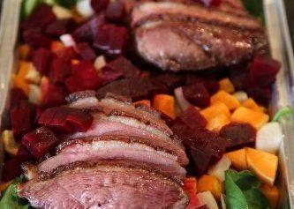 Tatjana Pasalic's warm Duck Salad