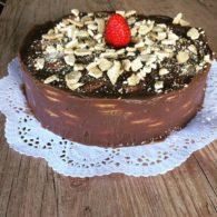 Receita de Torta Palha Italiana