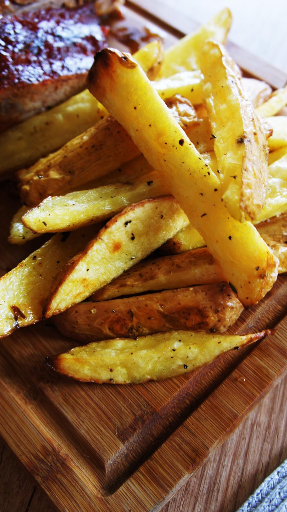 Receita de Batatas Rústicas