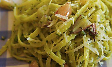 Receita de Pesto de Pinhão