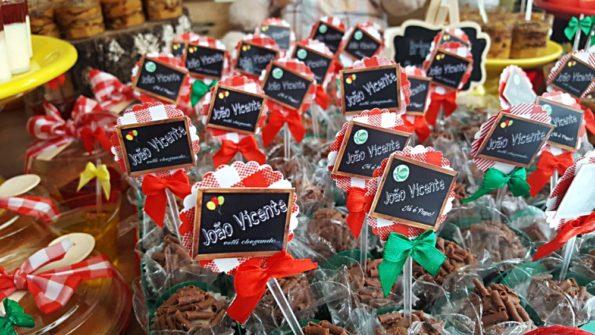 Receita de Brigadeiro Gourmet de Chocolate-Belga