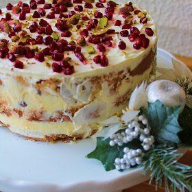 Receita de Torta de Panetone