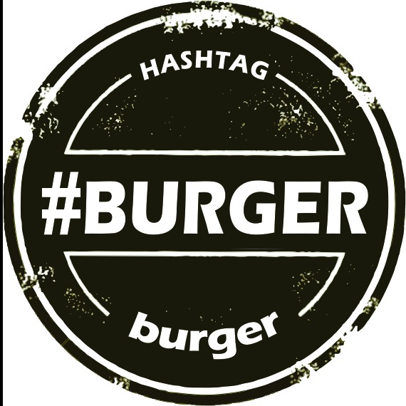 Delivery Hashtag Burger