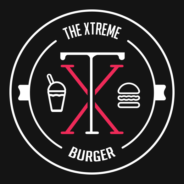 Delivery The Xtreme Burger