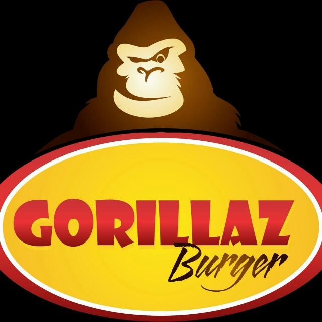 Gorillaz Burger