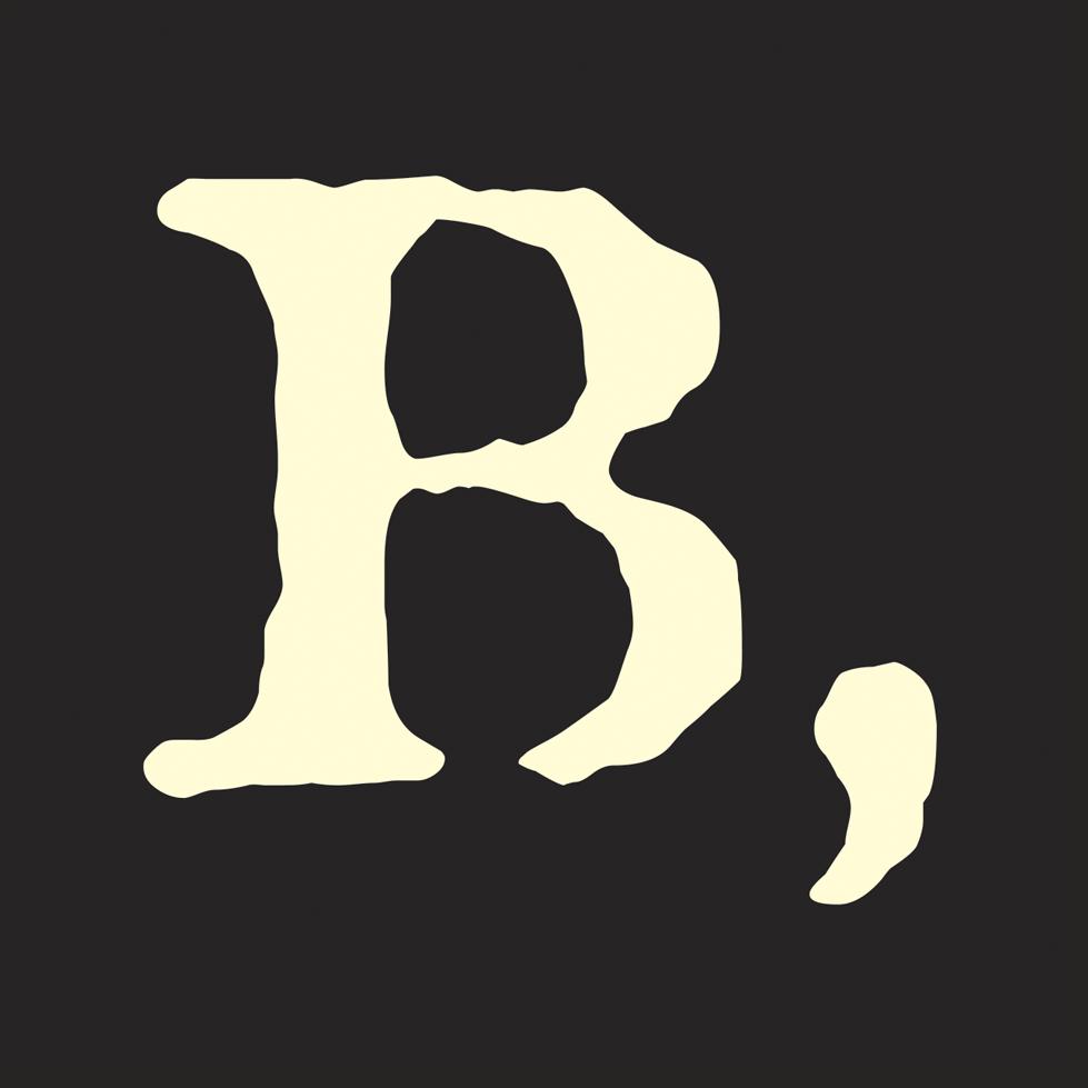 Foto da marca B, de Burger