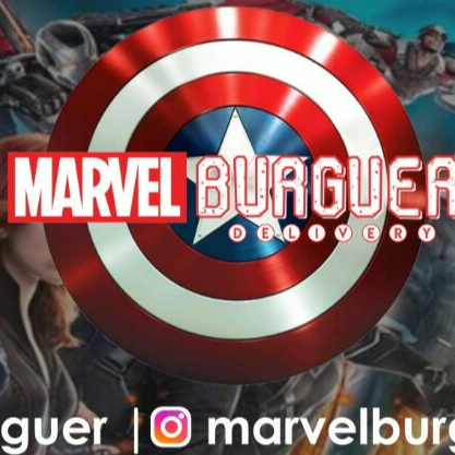 Marvel Burguer Delivery