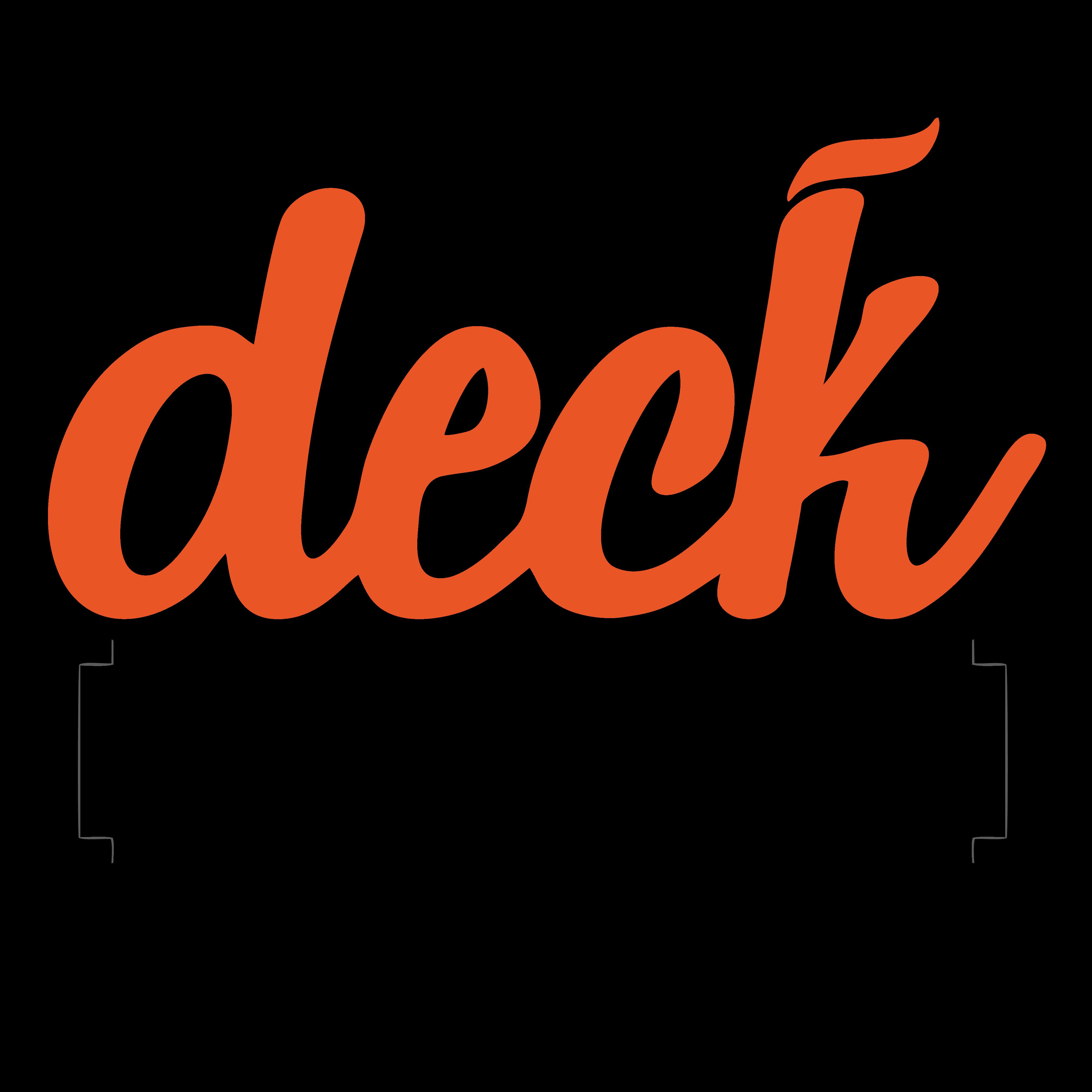 Deck Churrasquin