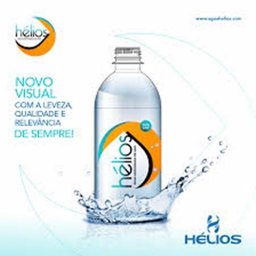 Água C/ Gás