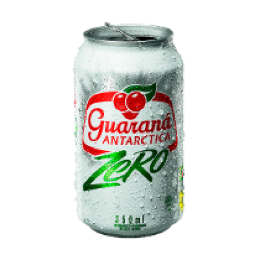 Guarana Zero Lata 350ML