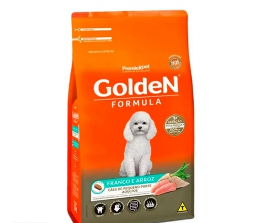Golden Fórmula Cães Mini Bits Adultos 15KG