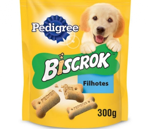 Pedigree Biscrok Filhotes 300G