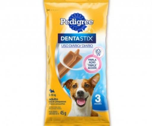 Pedigree Dentastix Adulto Raças Pequenas 45G