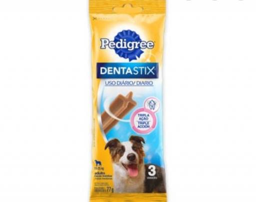 Pedigree Dentastix Adulto Raças Médias 77G