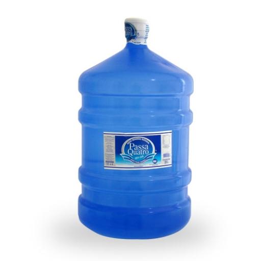 Água Mineral 20L Passa Quatro