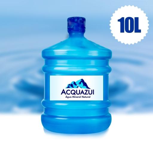 Água Mineral Acquazul 10L (Necessita Vasilhame)