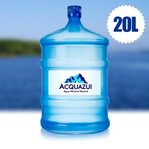 Água Mineral Acquazul 20L (Necessita Vasilhame)