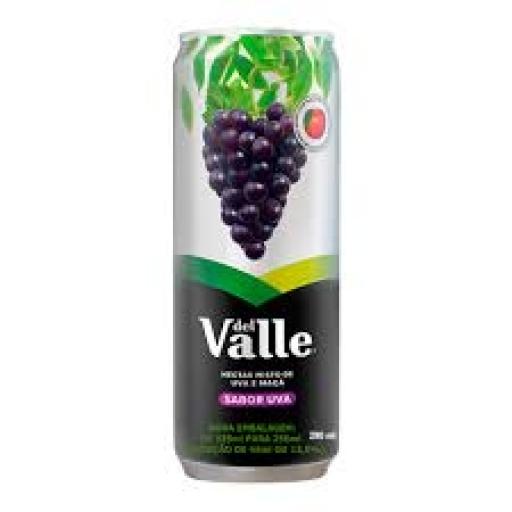 Suco Del Valle Uva Lata 290ML