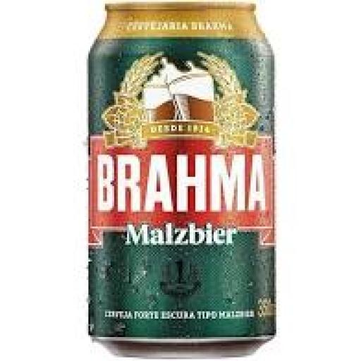 Cerveja Malzbier Lata