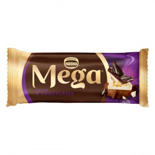 Picole Mega 3 Chocolates