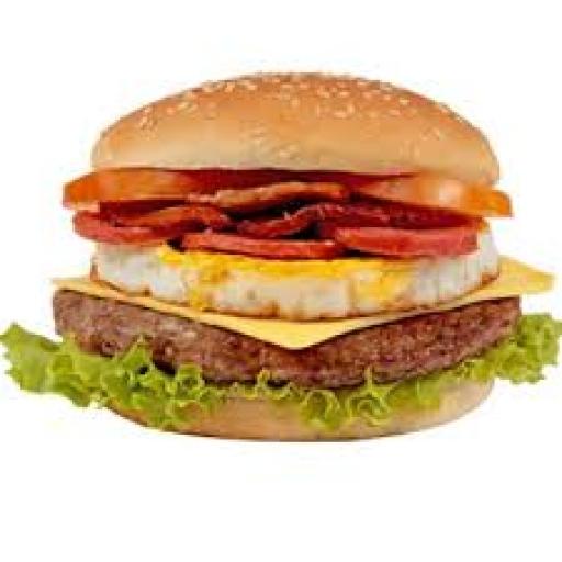X Egg Bacon Armazem