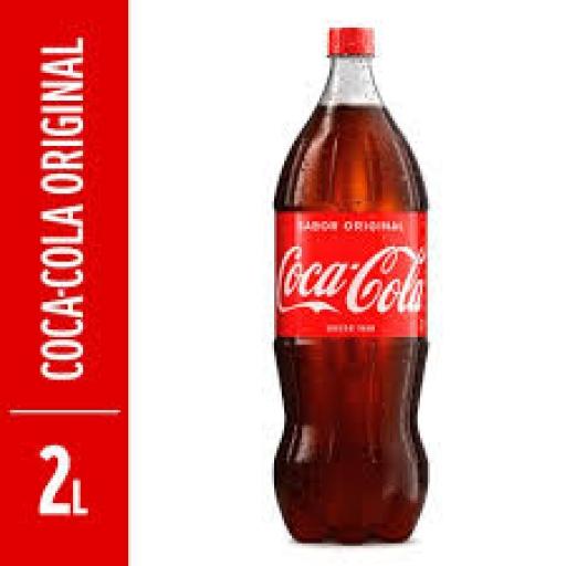 Refrigerante Coca Cola 2 Lt