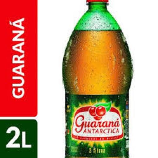 Refrigerante Guarana Antarctica 2Lt