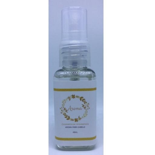 Perfume Para Cabelo Aroma Canela