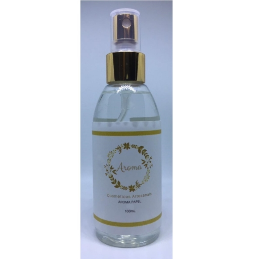 Perfume Para Papéis Aroma Doce Bebê 100ML