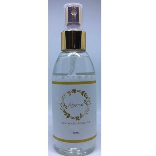 Água Perfumada 100ML Aroma Flor e Fruto