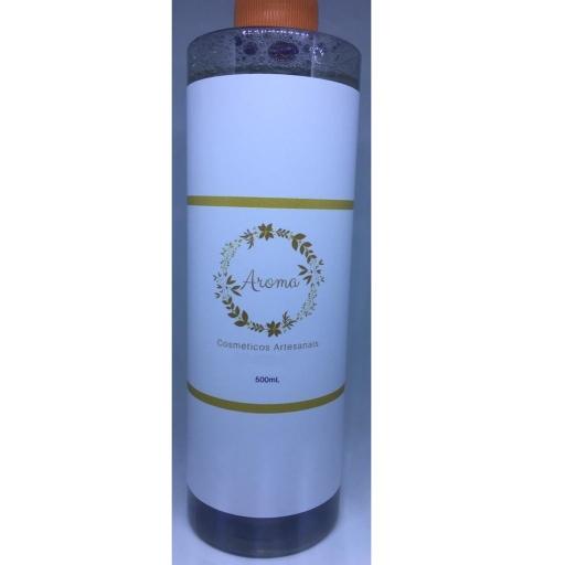 Refil Água Perfumada Aroma Alecrim 500ML